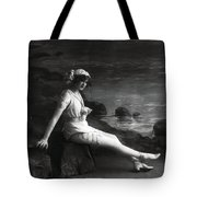 At The Beach Tote Bag