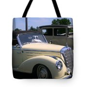At The Car Show Tote Bag