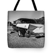 At The Drive-in Tote Bag