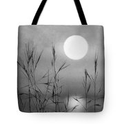 At The Full Moon Tote Bag