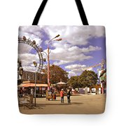 At The Prater - Vienna Tote Bag