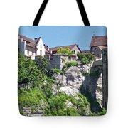 At The Rhine Falls Tote Bag