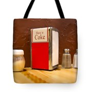 At The Table Tote Bag