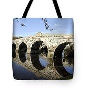 Atcham Bridge Tote Bag