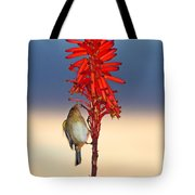 Atlantic Canary Tote Bag
