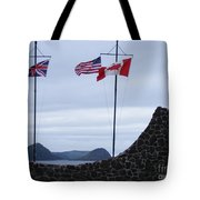 Atlantic Charter Site Tote Bag