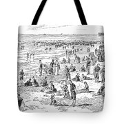 Atlantic City, 1890 Tote Bag