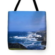 Atlantic Ocean, Achill Island, Looking Tote Bag