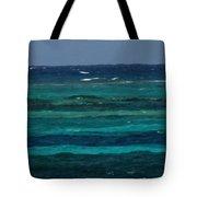 Atlantic Ocean Afternoon Tote Bag