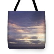 Atlantic Ocean Sunrise 2 Tote Bag