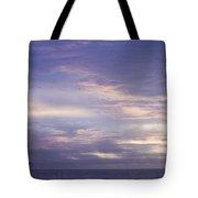 Atlantic Ocean Sunrise 3 Tote Bag
