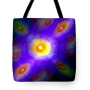 Atomic Litter Tote Bag