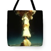 Atomic Testing Tote Bag