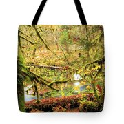 Attack Of The Moss Tote Bag