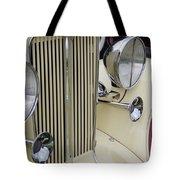 Auburn Grill Tote Bag