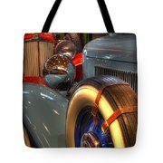 Auburn Vs Cord  Tote Bag