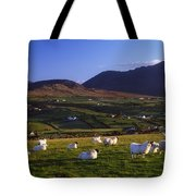 Aughrim Hill, Mourne Mountains, County Tote Bag