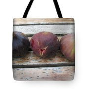Figs On A Table  Tote Bag