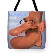 August Issue 2011 Tote Bag