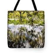 August Reflections Tote Bag
