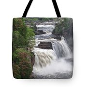 Ausable Chasm 5172 Tote Bag