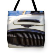 Austin Healey Tote Bag by Bill Cannon