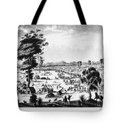 Australia: Gold Rush, 1851 Tote Bag