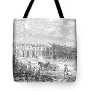 Australia: Melbourne, 1853 Tote Bag