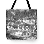 Australian Gold Rush, 1851 Tote Bag