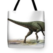 Australovenator Wintonensis Tote Bag