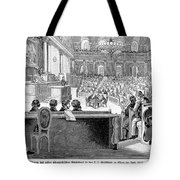 Austrian Assembly, 1848 Tote Bag