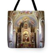 Austrian Church Interior Tote Bag