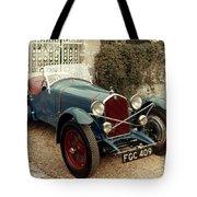 Auto: Alfa-romeo, 1933 Tote Bag