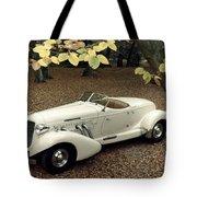 Auto: Auburn, 1935 Tote Bag