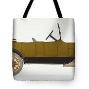 Auto: Chevrolet, 1919 Tote Bag