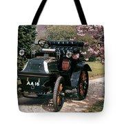 Auto: Daimler, 1899 Tote Bag