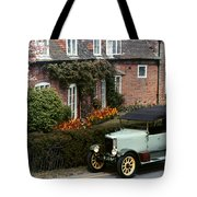Auto: Jowett, 1927 Tote Bag
