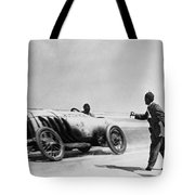 Auto Racing, 1910 Tote Bag