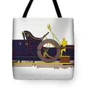 Auto: Rolls-royce, 1908 Tote Bag