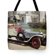 Auto: Rolls-royce, 1909 Tote Bag