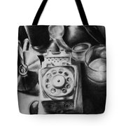 Autobiographical Still Life Tote Bag