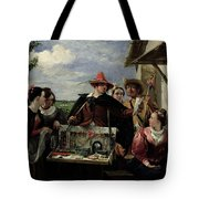 Autolycus Scene From 'a Winter's Tale' Tote Bag
