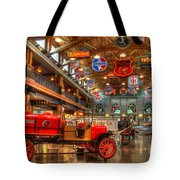 Automobile Paradise Tote Bag
