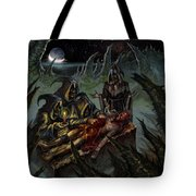 Autopsy Of The Damned  Tote Bag