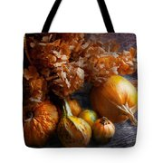 Autumn - Gourd - Still Life With Gourds Tote Bag by Mike Savad