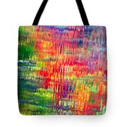 Autumn Abstarcts Tote Bag