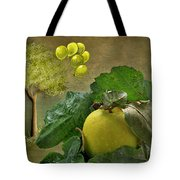 Autumn Apple Tote Bag