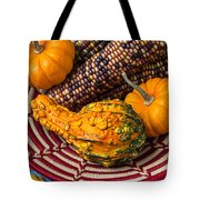 Autumn Basket  Tote Bag by Garry Gay