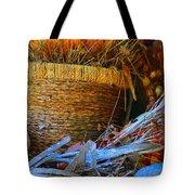 Autumn Basket Tote Bag