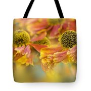 Autumn Breeze Tote Bag by Jacky Parker